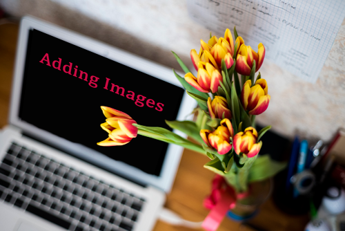How do you add images in Microsoft Word?