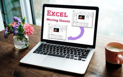 How do you move an Excel worksheet to another Excel workbook?
