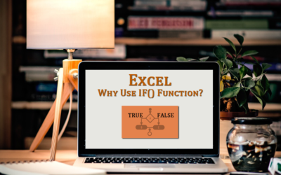 How do I use the IF() function in Excel? Why would I use it?